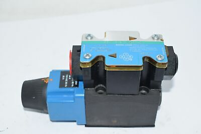 NEW Vickers Eaton Hydraulic Directional Valve, DG4V3-2A-MWLB-40 1111934