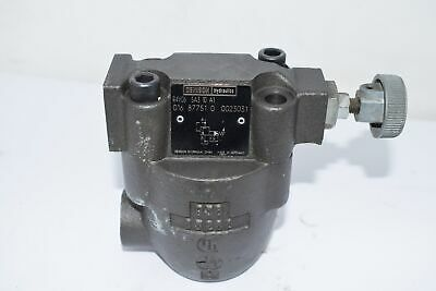NEW Parker Denison S26-34699-0 R406-5A3-1-A1 Hydraulic Directional Control Valve