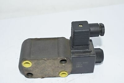 NEW Parker DENISON HYDRAULICS VV01-311-W01-E1 HYDRAULIC SOLENOID VALVE 115V, 60H