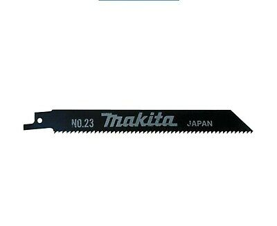 Genuine Makita 792148-9 No 23 Replacement JR3000 Reciprocating Saw Blades 5 Pack