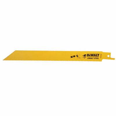 DeWalt DT2353-QZ Sabre Saw Blades For Cutting Ferrous Metals - Pack of 5