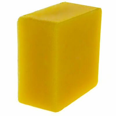 Rectangular Prism Yellow Pure Filtered Beeswax 0.4 oz