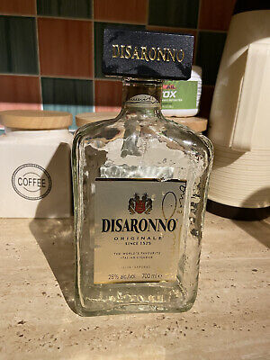 Disaronno Bottle 2020 Empty 70cl Bottle Used