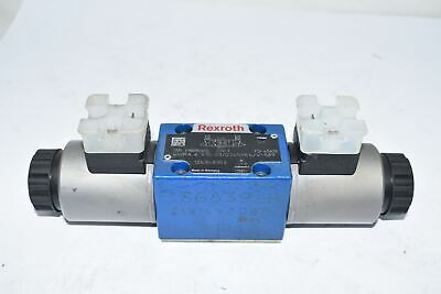 NEW Bosch Rexroth Hydraulics R900953655 4WRA 6 V15-23 Directional Valve