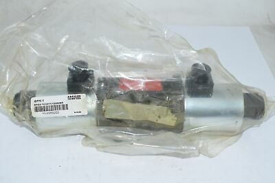NEW Argo Hytos RPE4-103Z11/12060E5 Directional Control Valve, Solenoid Operated