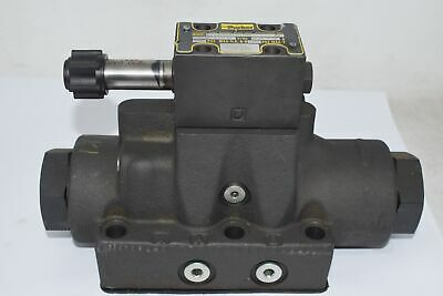Parker D61VW001K1NYWH Directional Control Valve D1VW004ENYWH Solenoid