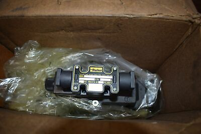 NEW Parker Hydraulic D81VW020B4NYC Pilot Operated Directional Control Valve - D8