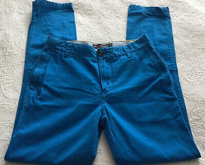Mini Boden Boy's Skinny Trousers Jeans 12 Years  Excellent Condition
