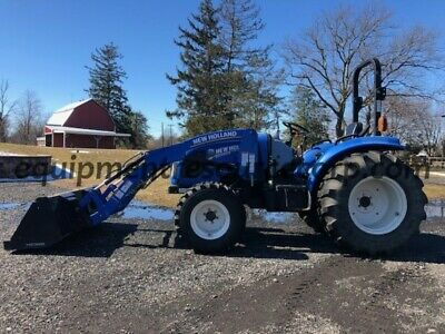 2014 New Holland Boomer 41 Tractor/Loader