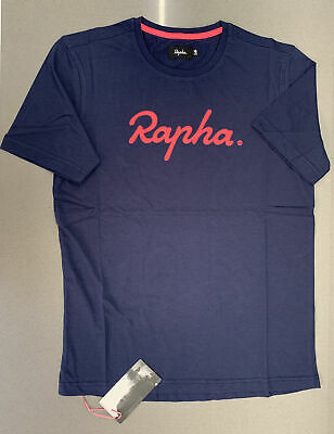 Rapha Yorkshire T-Shirt Blue Size XLarge 100/% Cotton Brand New With Tag
