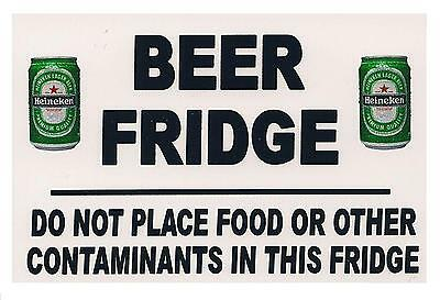FUNNY BEER LONE STAR CANS REFRIGERATOR LOCKER MAGNET MAN CAVE GAG CHRISTMAS GIFT