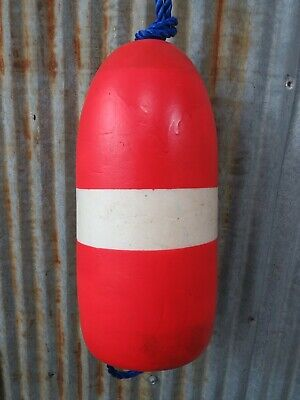 Authentic Small Dungeness Crab Lobster Pot Buoy (CB549)
