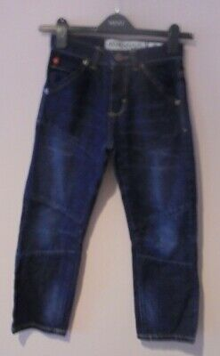 Boys Stylish Denim Jeans Straight Fit Age 9-10 Years - Ripstop