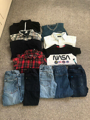 Bundle  Of Clothes Baby Boy Age 3-4, 4-5 Years Old