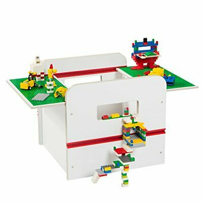 Room 2 Build Kids Toy Box by HelloHome