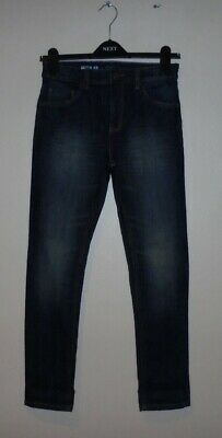 Next Boys Stylish Denim Jeans Age 11 Years - Immaculate Condition