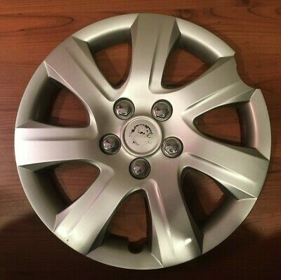 """16"""" Silver Hubcap Fits Toyota CAMRY 2010-2011 wheel cover 61155"""