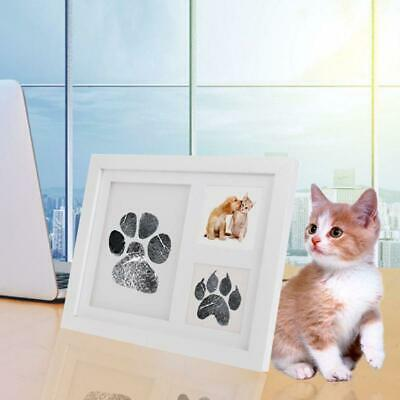 1 Set Baby Footprint And Handprint Ink Pads Paw Print Ink Kits For Pets Babies