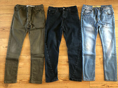 Boys Bundle Of Jeans Age 11-12 Firetrap & denim Co