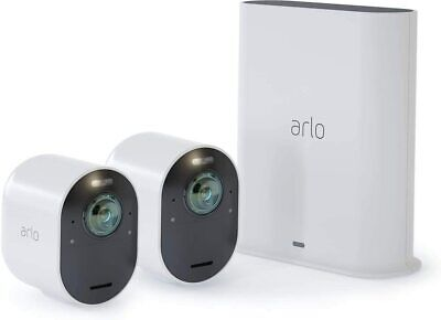 Arlo Ultra 4K HDR   Wireless security camera New & sealed ✅
