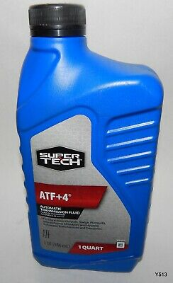 1 Quart ATF4 Automatic Transmission Fluid WM06D3PL