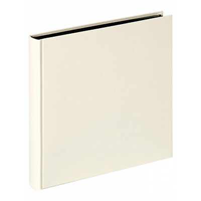 walther design White 50 sheets Leatherette 300 mm 300 mm 4 cm FA-501-W