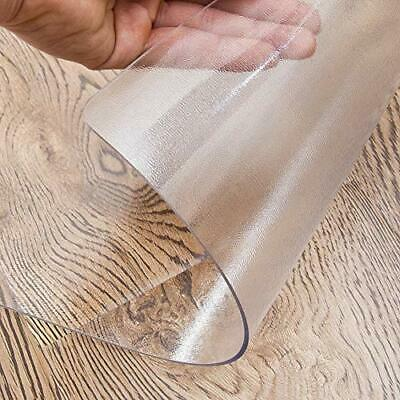 OstepDecor Upgraded Version 1.5mm Thick Frosted Table Cover 78 x 24 Inch No P...