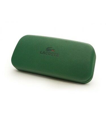 BN 100% auth Lacoste, Hard glasses / sunglasses case With Logo.