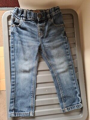 Boys Next Jeans Age 2-3 Years With Adjustable Waist