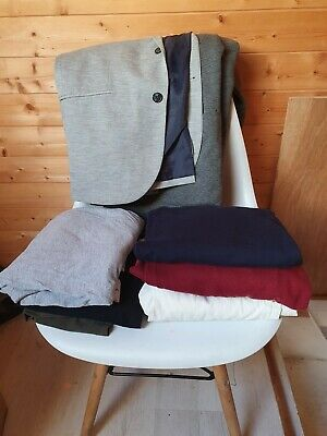 Mens Bundle Size L 8 Items, Pull&bear,vw,river Island,next , New Look, Asos,...