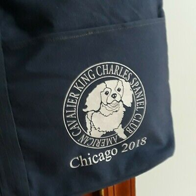 American King Charles Spaniel Club 2018 Specialty Tote