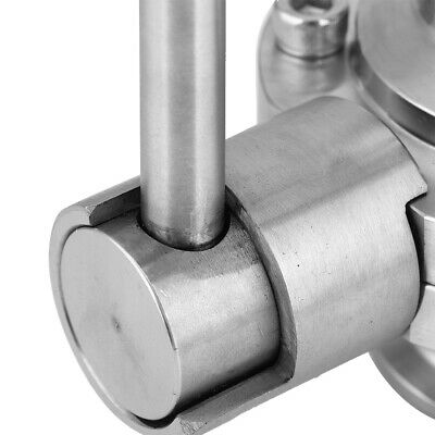 Stainless Steel Valve Sanitary Valve Pull Style Handle Rust-Resistant Stable