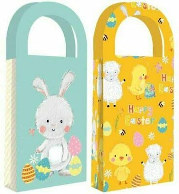 Easter Treat Bags -Pack of 4  (2 designs)