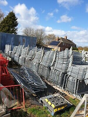 HUGE STOCK of new and used Pedestrian Control Barriers, Peterborough