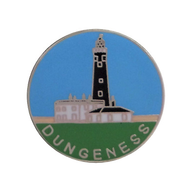 Dungeness Lighthouse Pin Badge