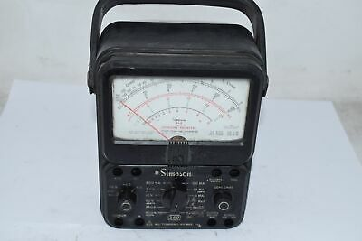 Simpson 260 Series 7P, VOM Multimeter