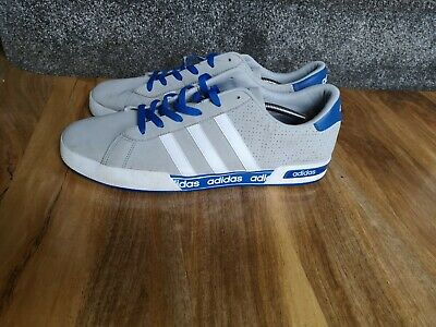 ADIDAS NEO DAILY Mono mens lace up Retro Trainers, size 13 UK ...