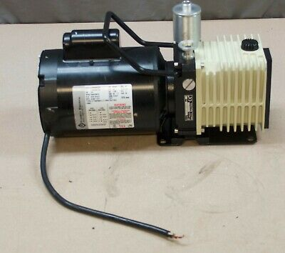 Varian CD-40 Vacuum Pump   (R19)