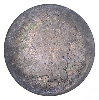 1835 Capped Bust Quarter *9060