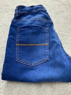 Next Boys Blue Jeans Skinny Fit, Age 11 Years