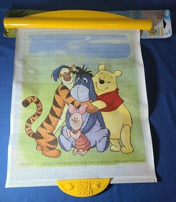 Disney Tomy Winnie the Pooh and Friends Deluxe Car Sunshade BRAND NEW