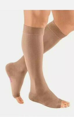 Mediven Optima One Compression Stocking Calf Knee Lenght Open Toe Size 5 CCL1