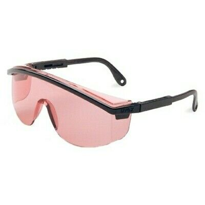 UVEX Pink ASTROSPEC 3000 S539C UV Protective Safety Replacement Lens Single