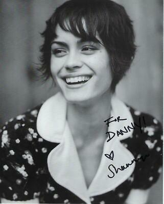"Shannyn Sossamon 8 x 10"" Autographed Photograph"