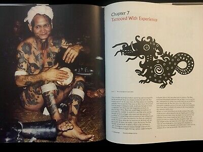 Iban Art Sexual Selection And Severed Heads Weaving Sculpture Tattooing Borneo