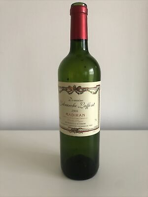 Collectable Empty Fine Wine Bottle - 2004 Madiran- Domaine Labranche Laffont