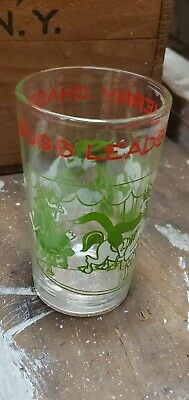 Welch's Looney Tunes 1974 Looney Tunes Jelly Jar Glass - Bugs Bunny