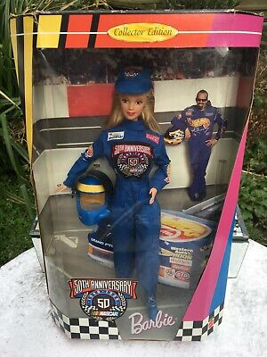New Boxed Barbie 50th Anniversary Collector Edition Doll