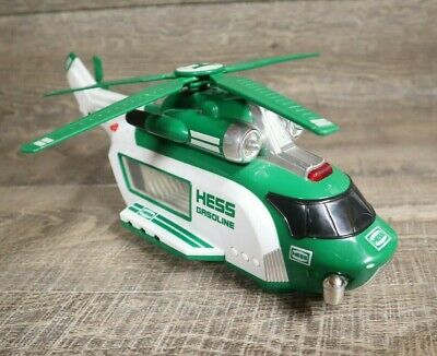Hess Helicopter 2012 - Rescue , Working Lights and Sounds, No Box