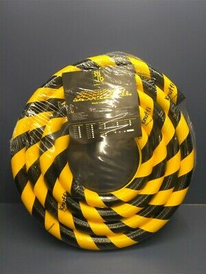SHG Inifinite Safety Knuffi 60-6710 Rounded Edge Guard 5m YELLOW/BLACK